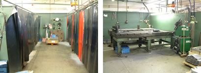Fabrication - Precision Engineered Welded Fabrications