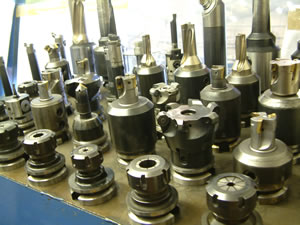 CNC Milling Services In Steel and Aluminium